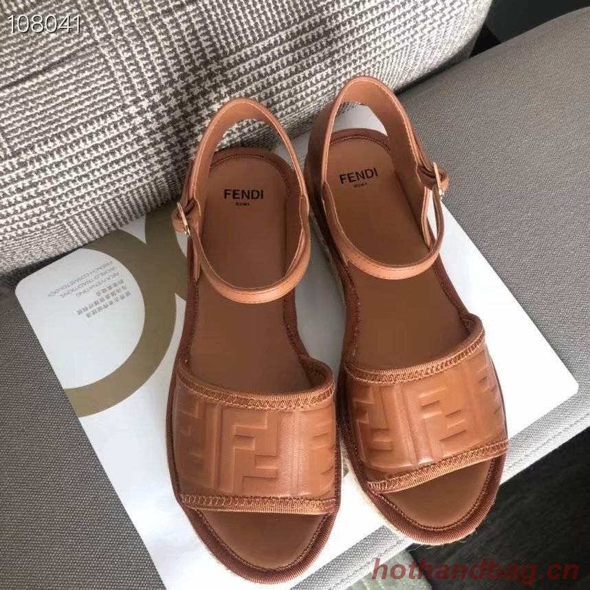 Fendi shoes FD247-2