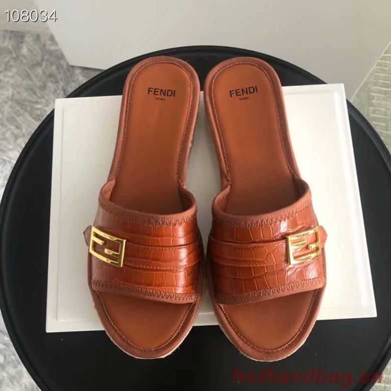 Fendi shoes FD248-6