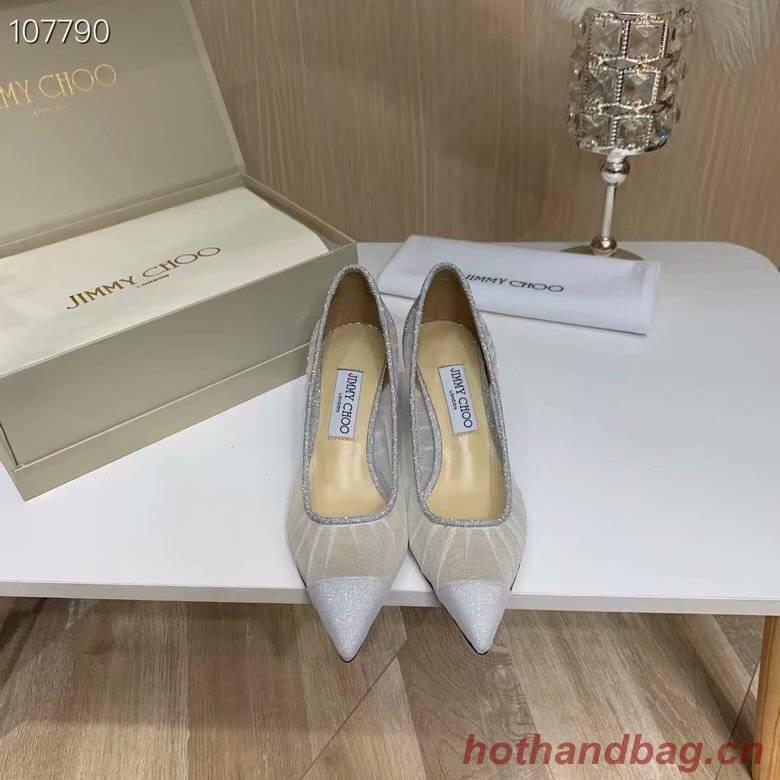 Jimmy Choo Shoes JC432SXC-1 height 6.5CM