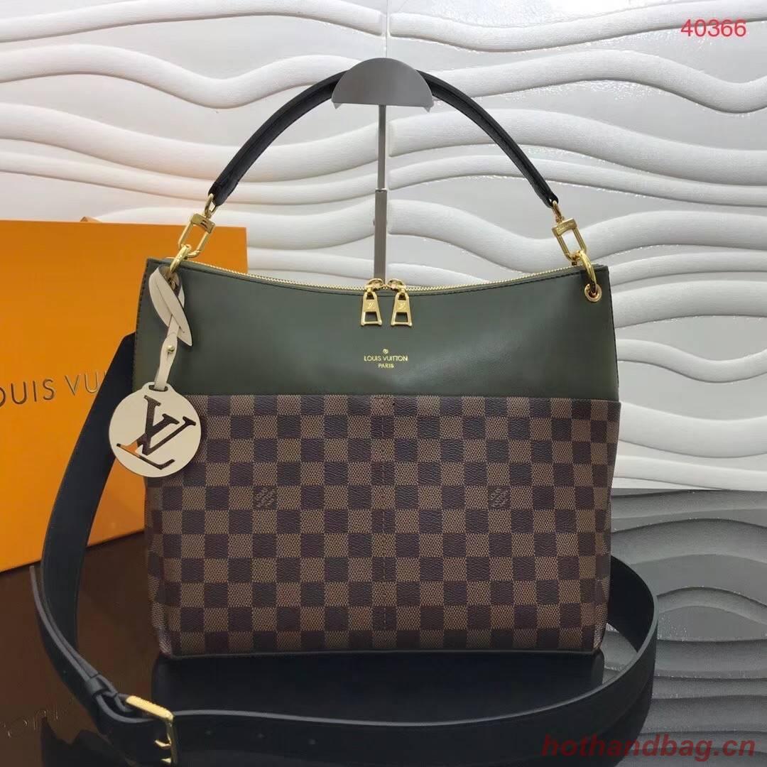 Louis Vuitton Original Damier Ebene Canvas M40366 Khaki