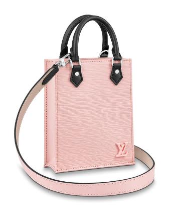 Louis Vuitton Original PETIT SAC PLAT M69441 pink