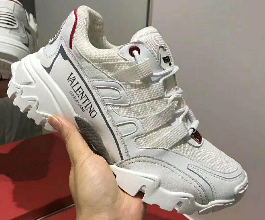 Valentino Sneakers Shoes VT1096 White