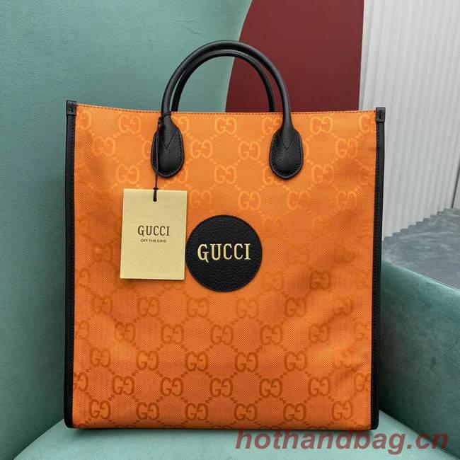 Gucci Off The Grid long tote bag 630355 orange
