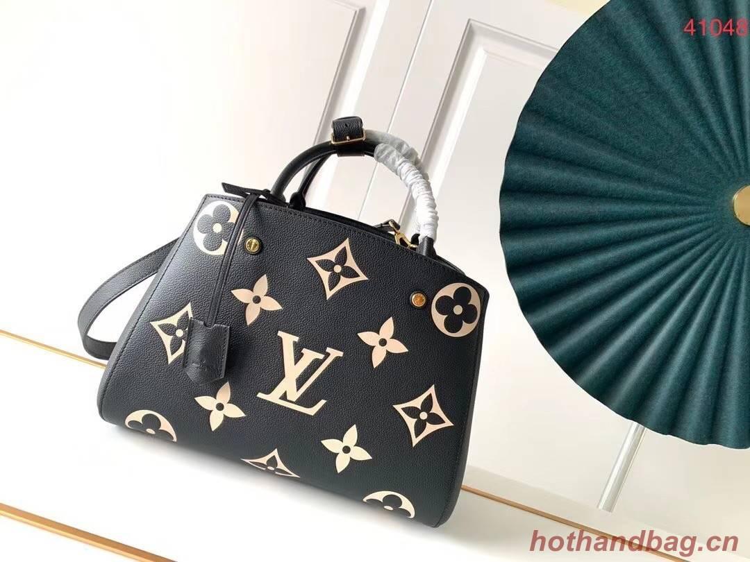 Louis Vuitton Original MONTAIGNE M41053 black