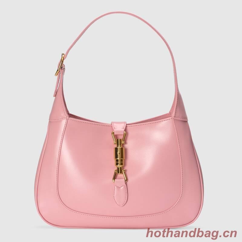 Gucci Jackie 1961 small hobo bag 636709 Pink