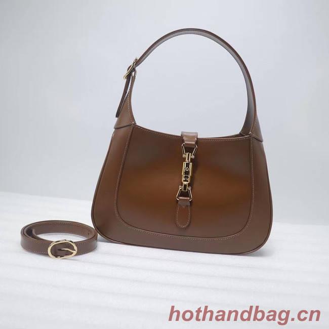 Gucci Jackie 1961 small hobo bag 636709 brown