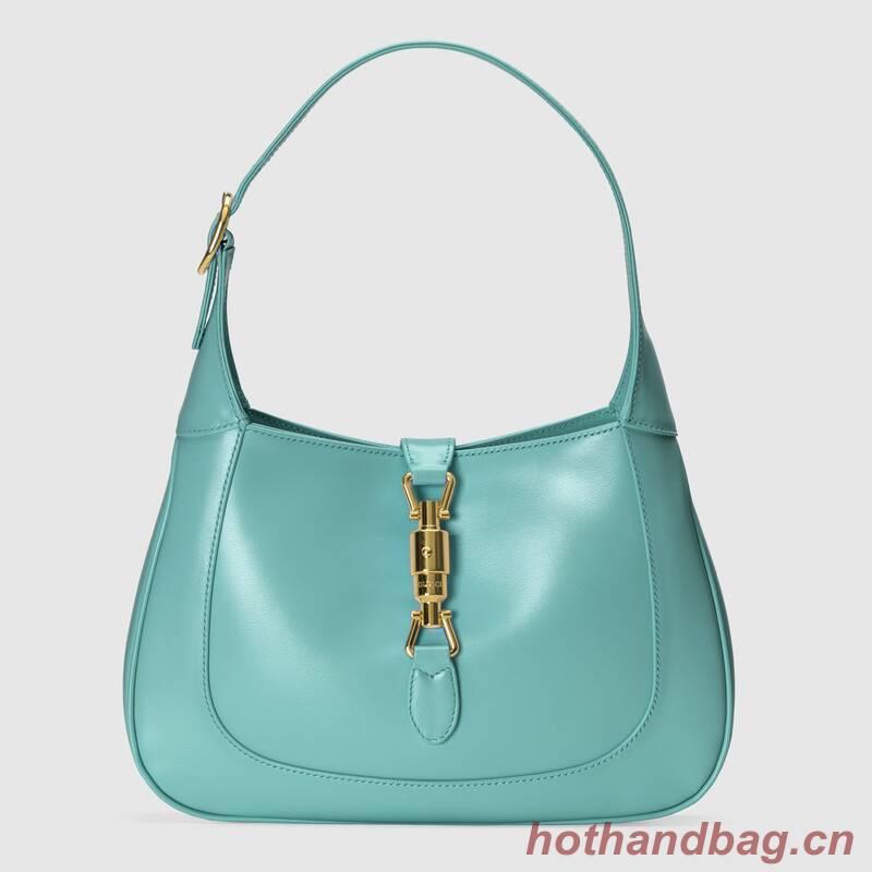 Gucci Jackie 1961 small hobo bag 636709 sky blue