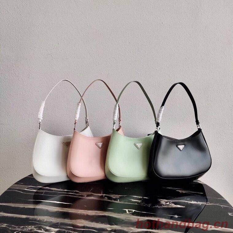 Prada Saffiano leather shoulder bag 2BC499 pink