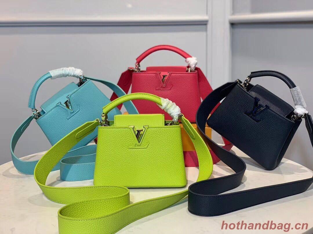 Louis Vuitton CAPUCINES Mini M55373