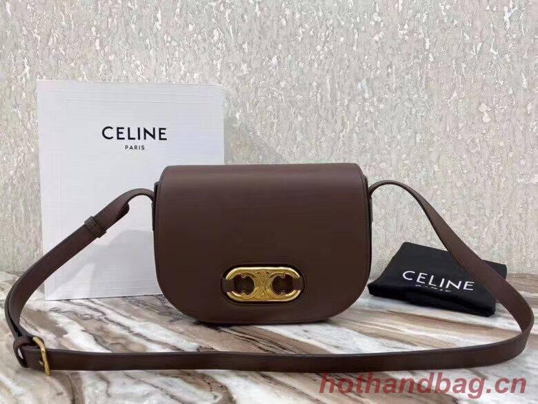 CELINE Original Leather Bag CL93123 brown