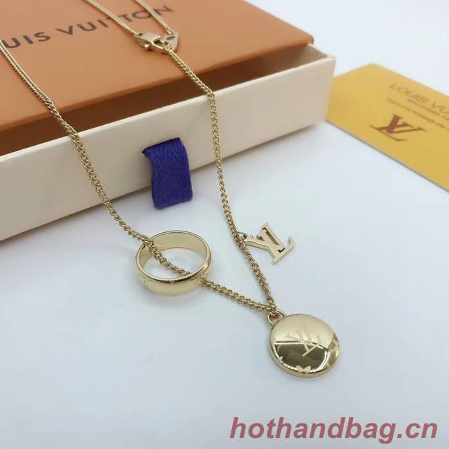 Louis Vuitton Necklace CE5686