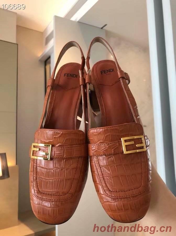 Fendi shoes FD258-1