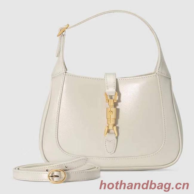 Gucci Jackie 1961 mini hobo bag 637091 white