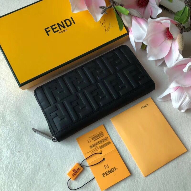 Fendi Wallet FD4326 Black