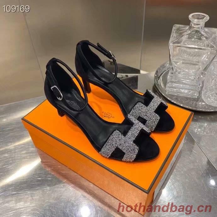 Hermes Shoes HO852HX-1 Heel height 6CM