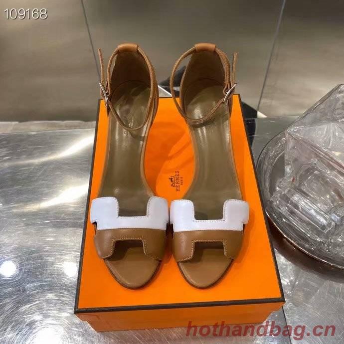 Hermes Shoes HO852HX-2 Heel height 6CM