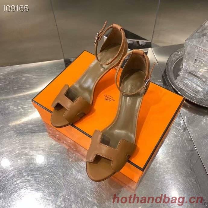 Hermes Shoes HO852HX-5 Heel height 6CM