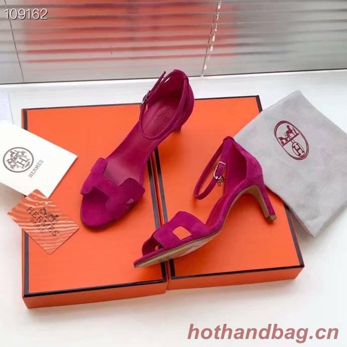 Hermes Shoes HO853HX-1 Heel height 6CM