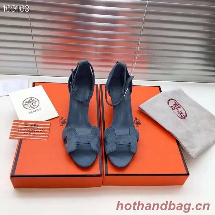 Hermes Shoes HO853HX-2 Heel height 6CM