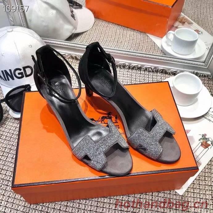 Hermes Shoes HO854HX-3 Heel height 6CM
