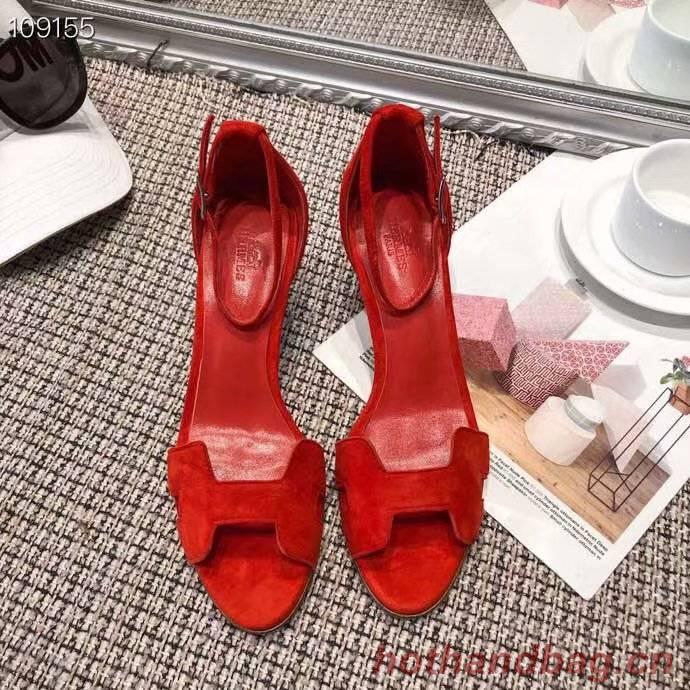 Hermes Shoes HO854HX-4 Heel height 6CM