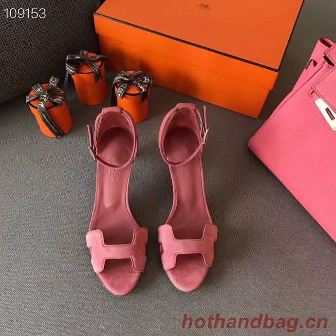 Hermes Shoes HO855HX-1 Heel height 6CM