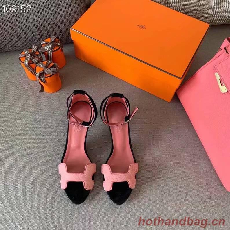 Hermes Shoes HO855HX-2 Heel height 6CM