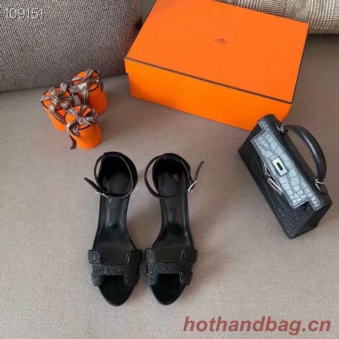 Hermes Shoes HO855HX-3 Heel height 6CM