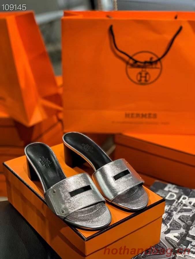Hermes Shoes HO856HX-2 Heel height 5CM