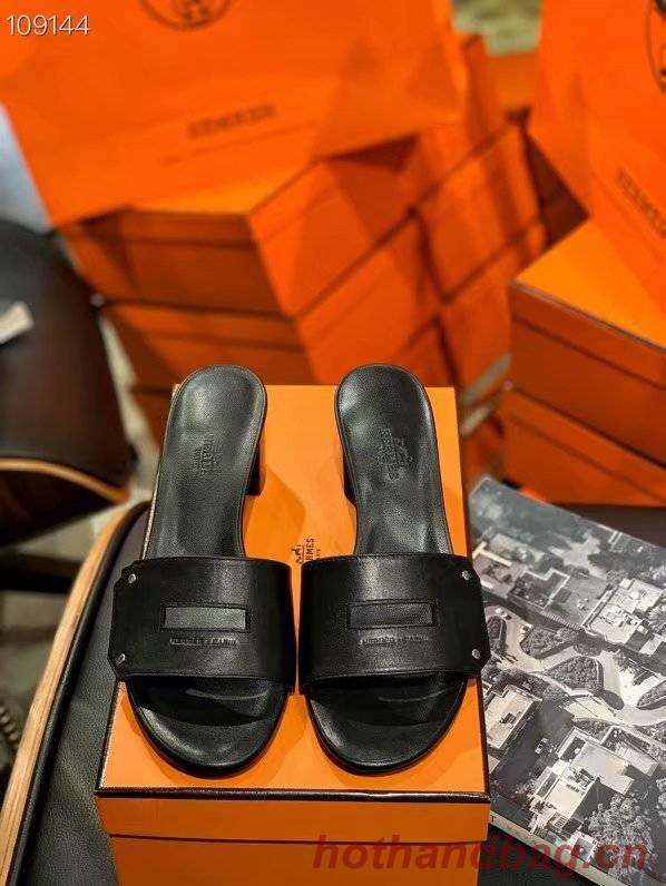 Hermes Shoes HO856HX-3 Heel height 5CM