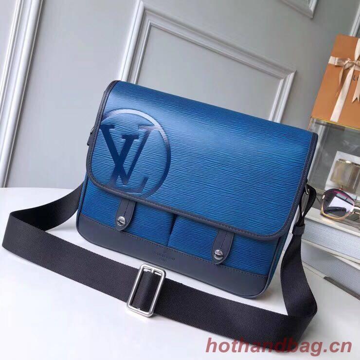 Louis vuitton original leather M53494 blue