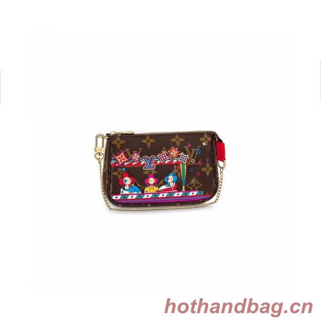 Louis Vuitton Origina MINI POCHETTE ACCESSOIRES N60402-2