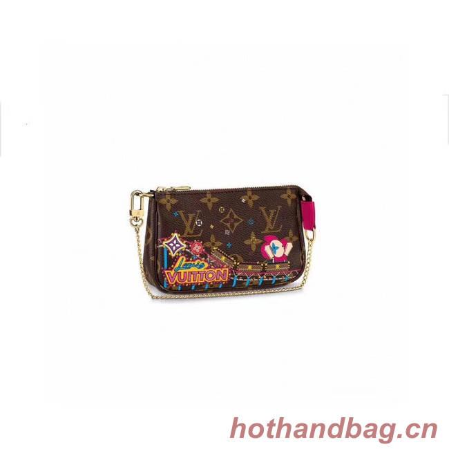Louis Vuitton Origina MINI POCHETTE ACCESSOIRES N60402-3