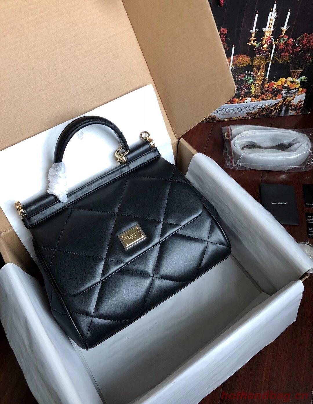 Dolce & Gabbana Origianl Leather 4198 Black