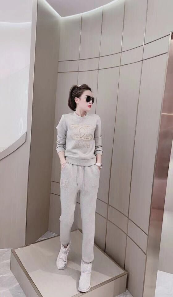 Chanel Top Quality Clothes CC5369 Gray