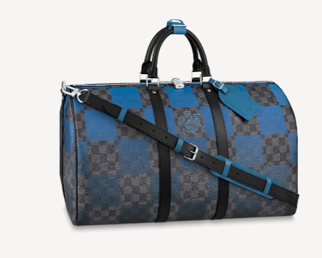 Louis Vuitton Origina KEEPALL BANDOULIERE 50 N40410