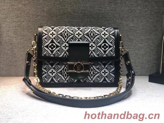 Louis Vuitton SINCE 1854 DAUPHINE M57171 BLACK