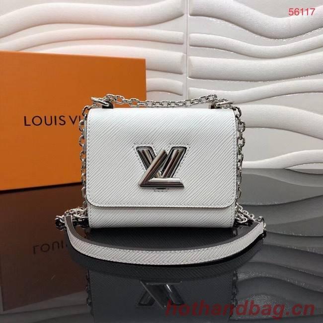 Louis vuitton TWIST MINI M56117 white