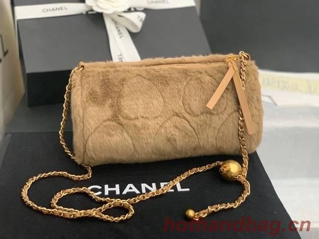 Chanel Mink hair AS1899 brown