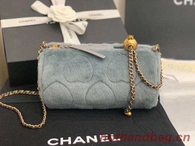 Chanel Mink hair AS1899 grey