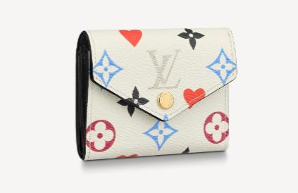 Louis Vuitton GAME ON ZOE WALLET M80278