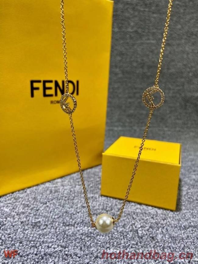 Fendi Necklace CE5807