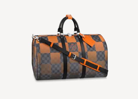 Louis Vuitton N40420  KEEPALL BANDOULIERE 50