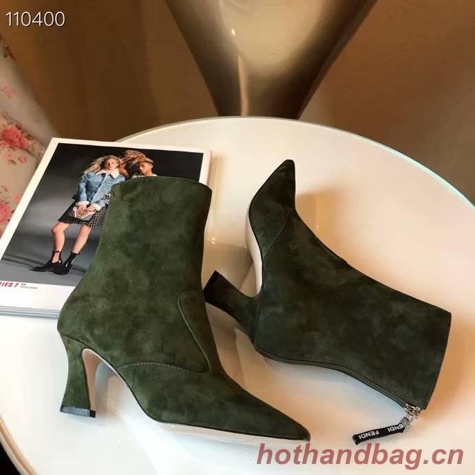 Fendi Shoes FD262LS-2 Heel height 6CM