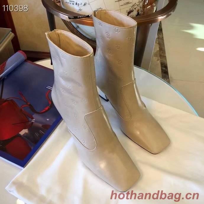 Fendi Shoes FD262LS-4 Heel height 6CM