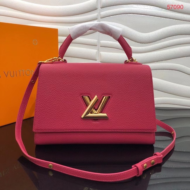 Louis vuitton TWIST ONE HANDLE MM M57090 Orchidee Pink