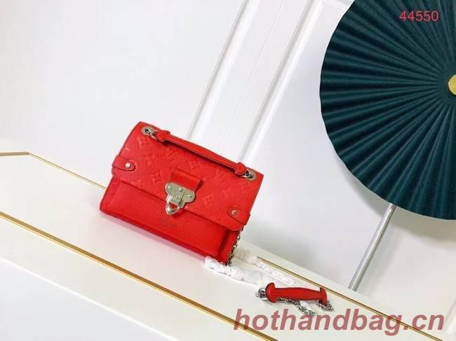 Louis vuitton VAVIN BB M44550 red