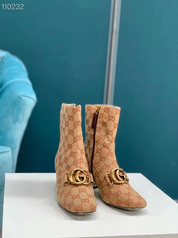 Gucci Shoes GG1640-2 Heel height 5CM