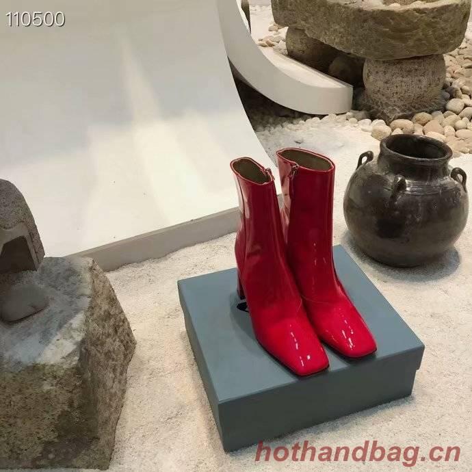Prada shoes PD983YY-4 Heel height 8CM