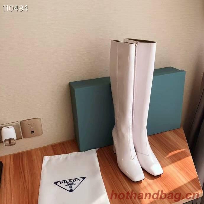 Prada shoes PD984YY-4 Heel height 8CM
